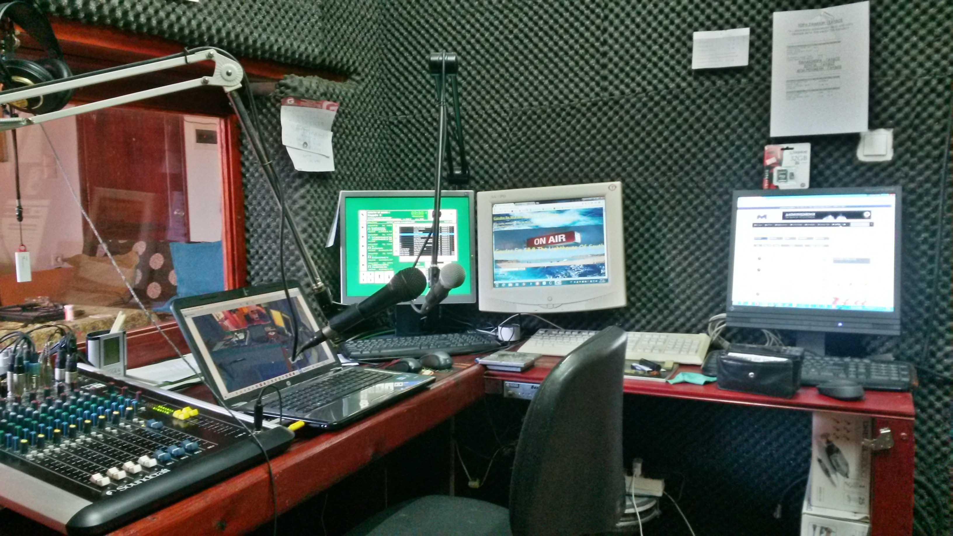 the X studio